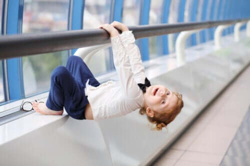 Games and Exercises to Strengthen Your Kids' Arms