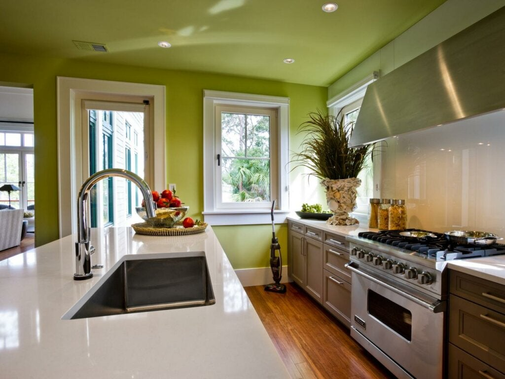 How to Decide What Color to Paint the Kitchen
