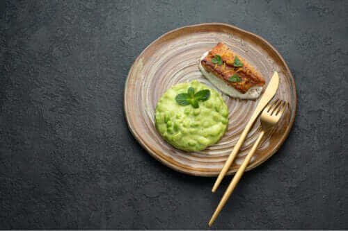How to Make A Delicious Pea Puree