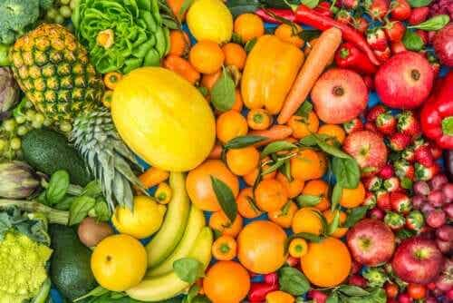 Eat Five Fruits and Vegetables a Day and Live Longer