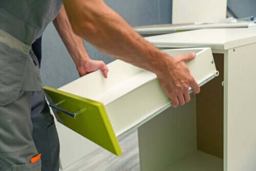 Five Types of Materials for Kitchen Furniture