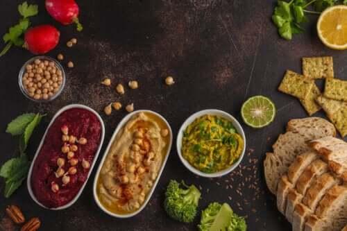 Five Fantastic Recipes for Vegan Dips