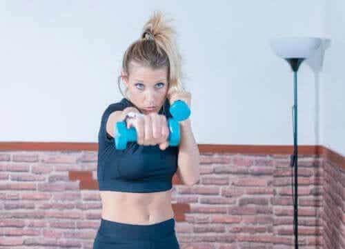 Boxing Training at Home: Recommendations and Exercises
