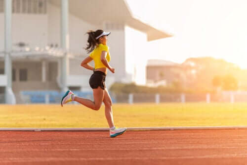 A Track Training Routine for Runners