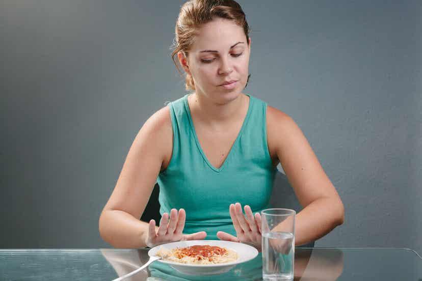 비자발적 체중 감소의 원인