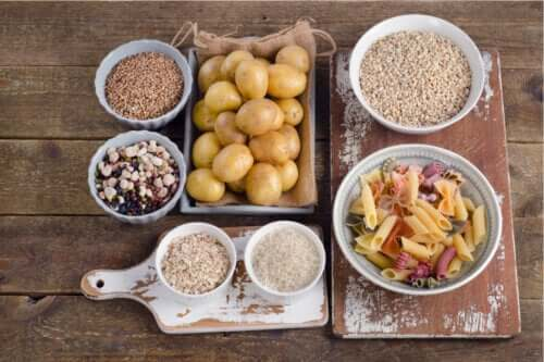 3 Healthy Foods Abundant in Carbohydrates