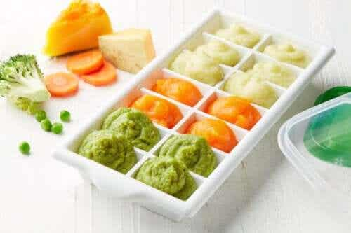 10 Baby Food Options You Can Freeze