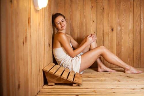 The Health Benefits of Saunas