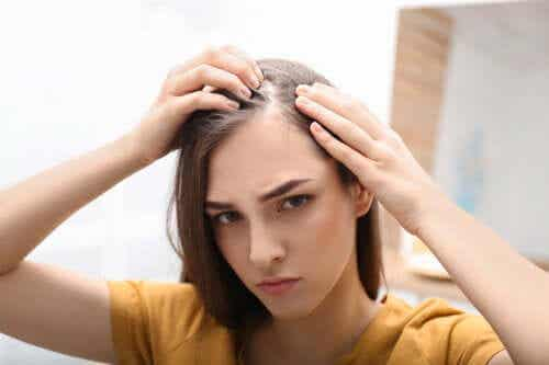Causes of Telogen Effluvium Hair Loss and Treatments